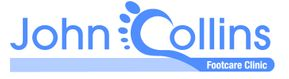 The John Collins Footcare Clinic Logo